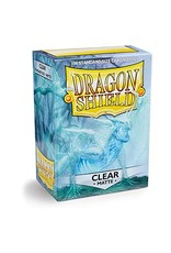 Dragon Shield Dragon Shield Standard Matte Sleeves Clear