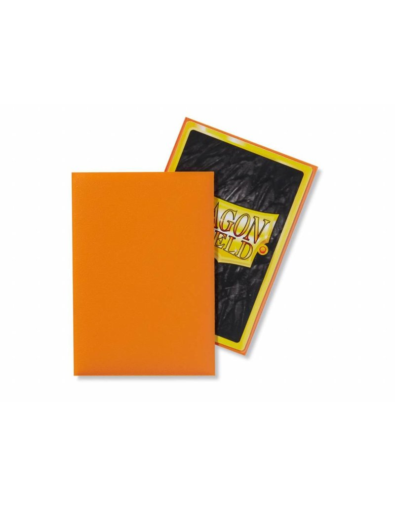 Dragon Shield Dragon Shield Small Matte Sleeves Orange