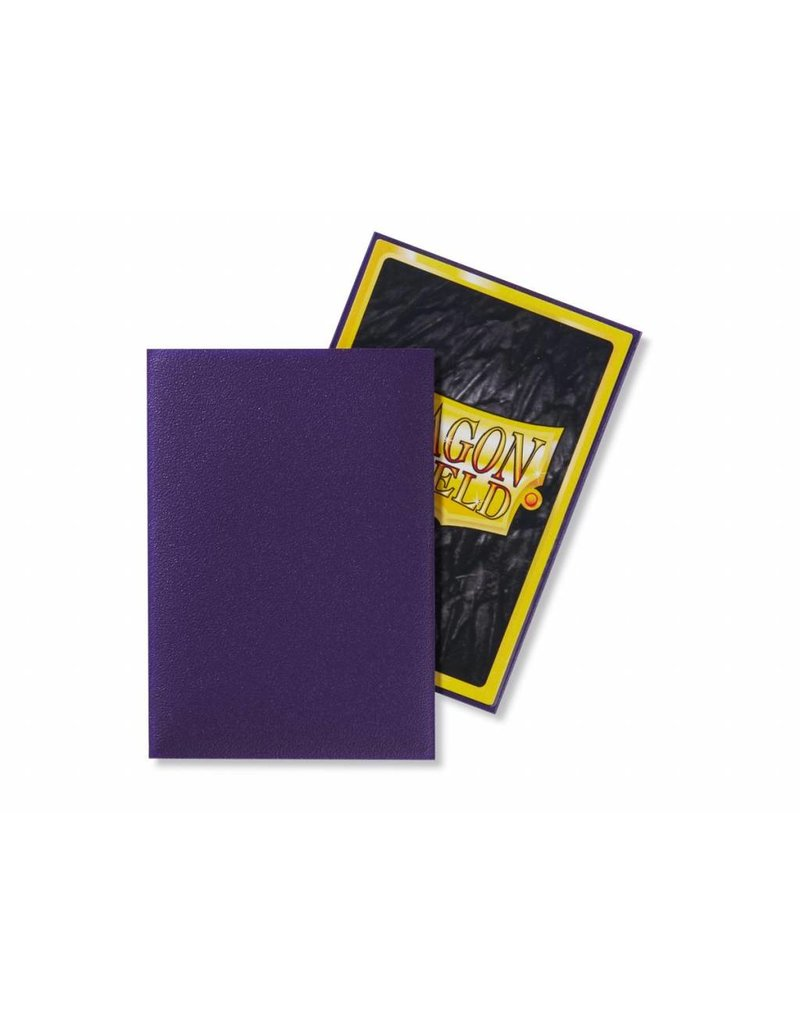 Dragon Shield Dragon Shield Small Matte Sleeves Purple