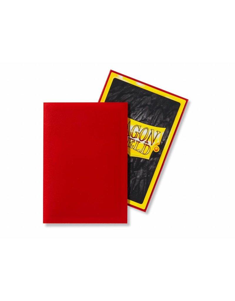 Dragon Shield Dragon Shield Small Matte Sleeves Crimson