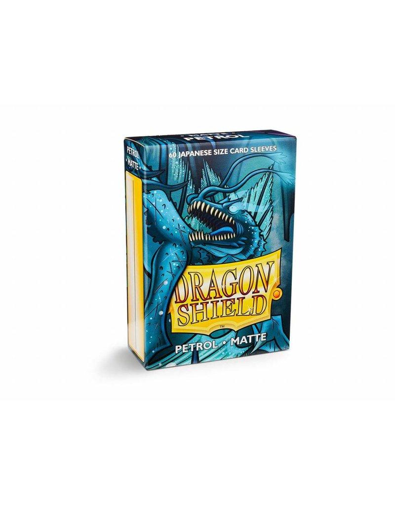 Dragon Shield Dragon Shield Small Matte Sleeves Petrol