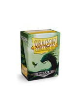 Dragon Shield Dragon Shield Standard Matte Sleeves Emerald