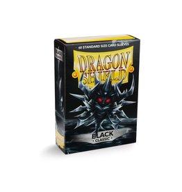 Dragon Shield Dragon Shield Standard Classic Sleeves - Black (60)