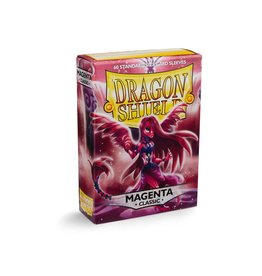 Dragon Shield Dragon Shield Standard Classic Magenta (60 Sleeves)