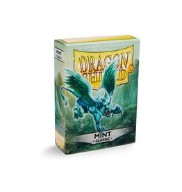 Dragon Shield Dragon Shield Standard Classic Mint (60 Sleeves)