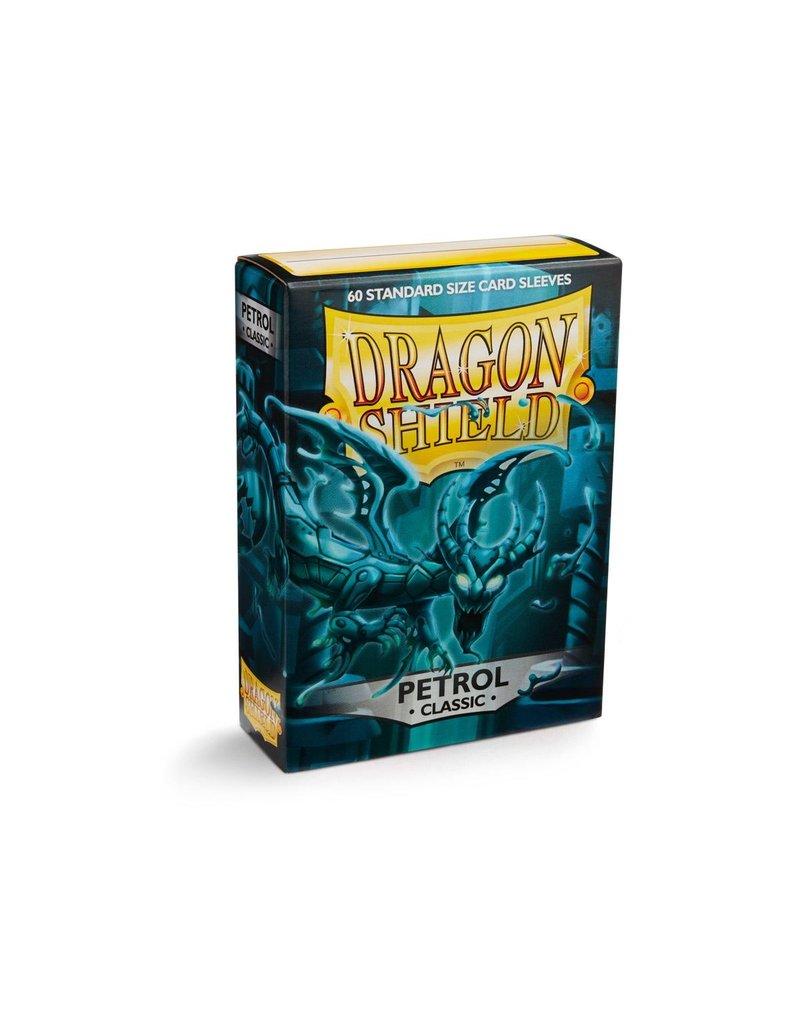 Dragon Shield Dragon Shield Standard Classic Sleeves - Petrol (60)