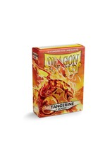 Dragon Shield Dragon Shield Standard Classic Sleeves - Tangerine (60)