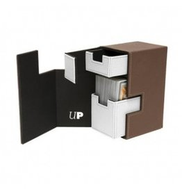 Ultra Pro Deck Box M2.1 - Brown/White Ultra Pro