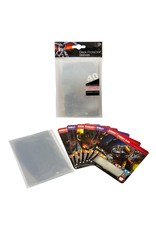Ultra Pro Used Oversized Clear Top Loading Deck Protector Sleeves Ultra Pro