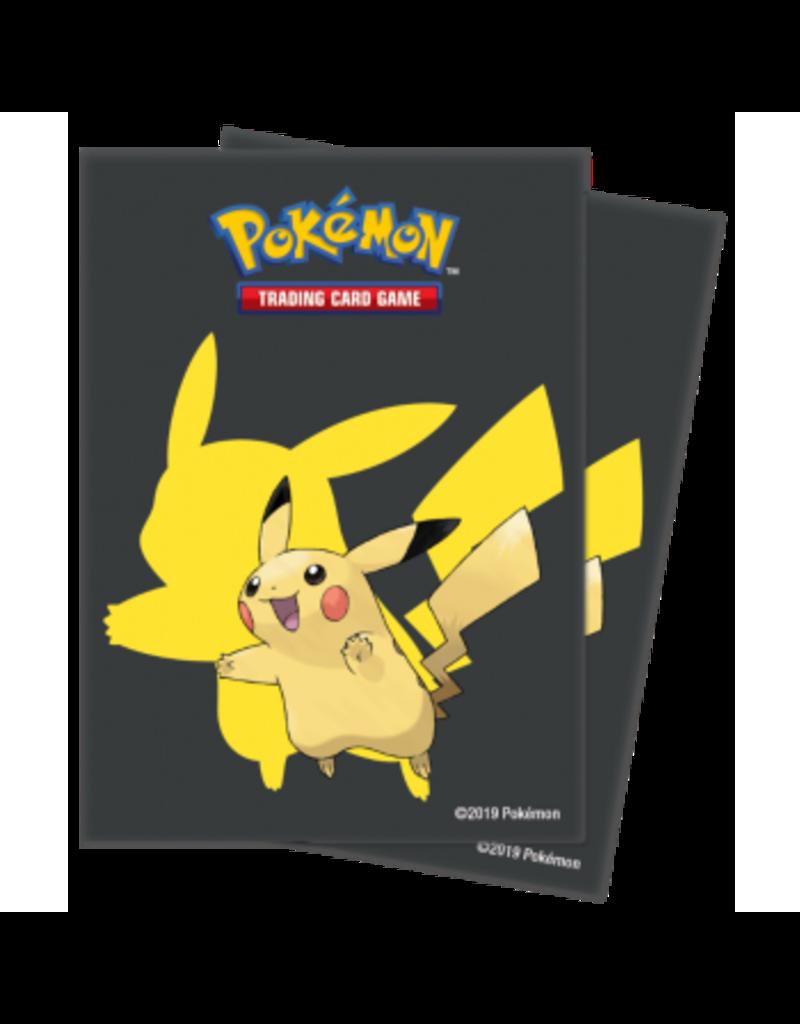 Ultra Pro Pokemon Sleeves Pikachu 2019 Ultra Pro