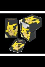 Ultra Pro Pokemon Deck Box Pikachu 2019 Ultra Pro