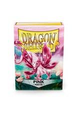 Dragon Shield Dragon Shield Standard Matte  Sleeves - Pink (60)