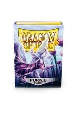 Dragon Shield Dragon Shield Standard Matte  Sleeves - Purple (60)