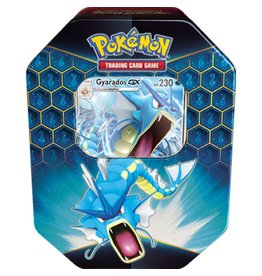 The Pokémon Company Hidden Fates Tin  Gyarados Pokemon (Reprint)