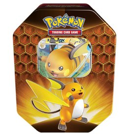 The Pokémon Company Hidden Fates Tin Raichu Pokemon (Reprint)