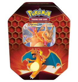 The Pokémon Company Hidden Fates Tin Charizard Pokemon (Reprint)