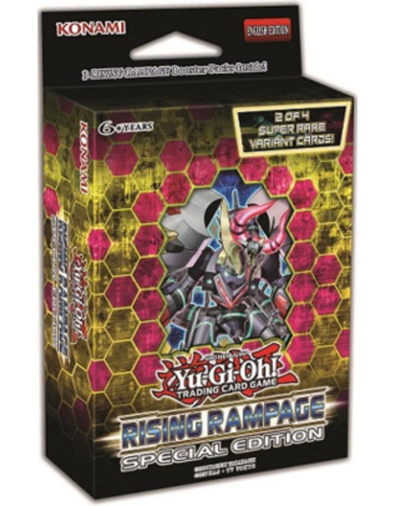 Yu-Gi-Oh! Rising Rampage Special Edition Yu-Gi-Oh!