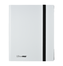 Ultra Pro 9-Pocket Pro Binder Eclipse Arctic White