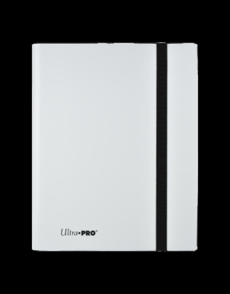 Ultra Pro 9-Pocket Pro Binder Eclipse Arctic White