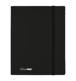 Ultra Pro 9-Pocket Pro Binder Eclipse Jet Black