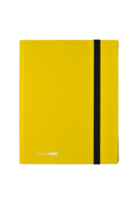 Ultra Pro 9-Pocket Pro Binder Eclipse Lemon Yellow