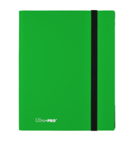 Ultra Pro 9-Pocket Pro Binder Eclipse Lime Green