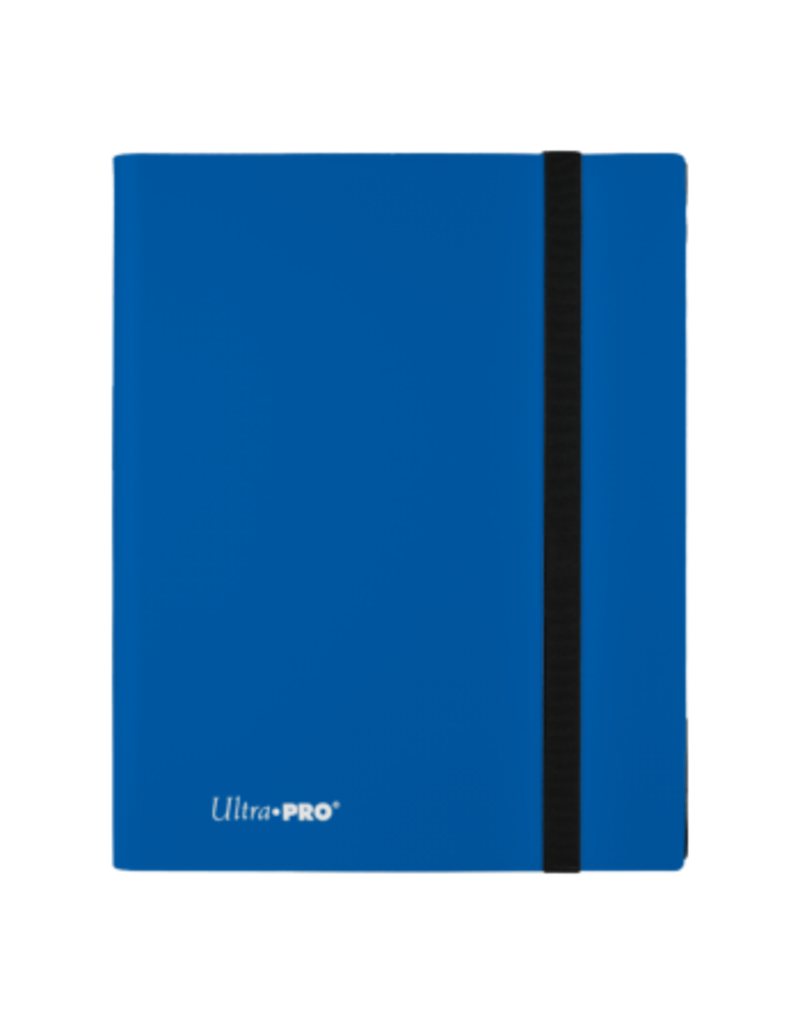 Ultra Pro 9-Pocket Pro Binder Eclipse Pacific Blue