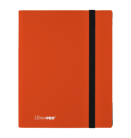 Ultra Pro 9-Pocket Pro Binder Eclipse Pumpkin Orange