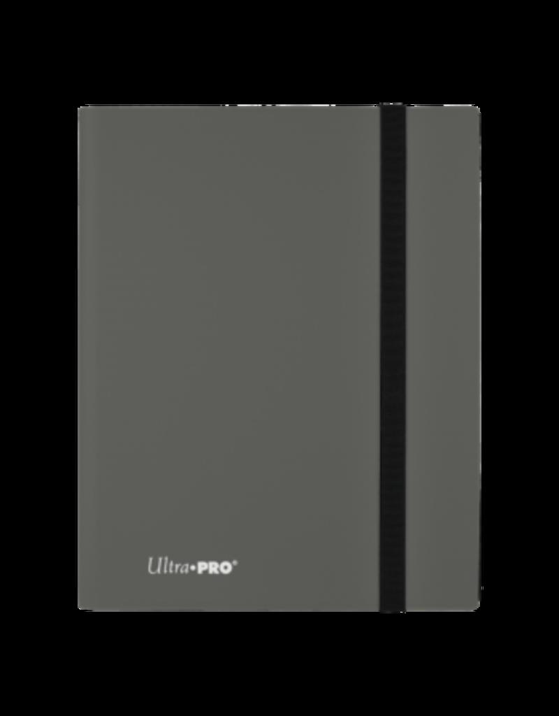 Ultra Pro 9-Pocket Pro Binder Eclipse Smoke Grey