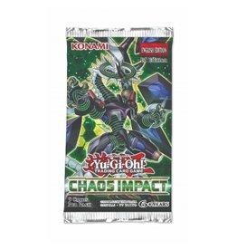 Yu-Gi-Oh! Chaos Impact Booster Pack Yu-Gi-Oh!