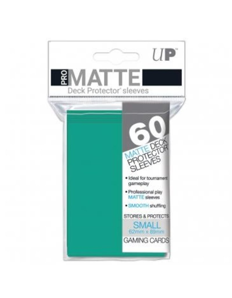 Ultra Pro Ultra Pro Small Matte Sleeves Aqua