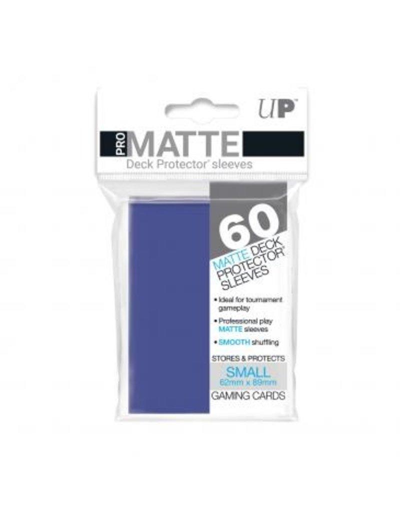 Ultra Pro Ultra Pro Small Matte Sleeves Blue