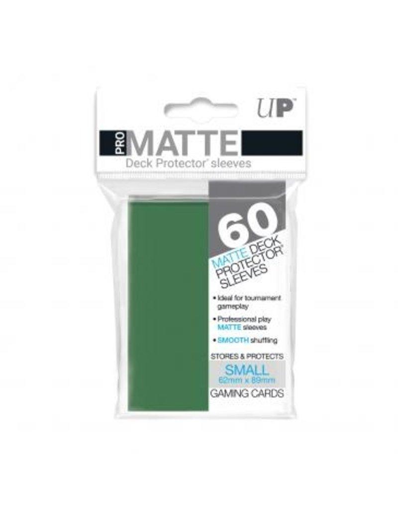 Ultra Pro Ultra Pro Small Matte Sleeves Green