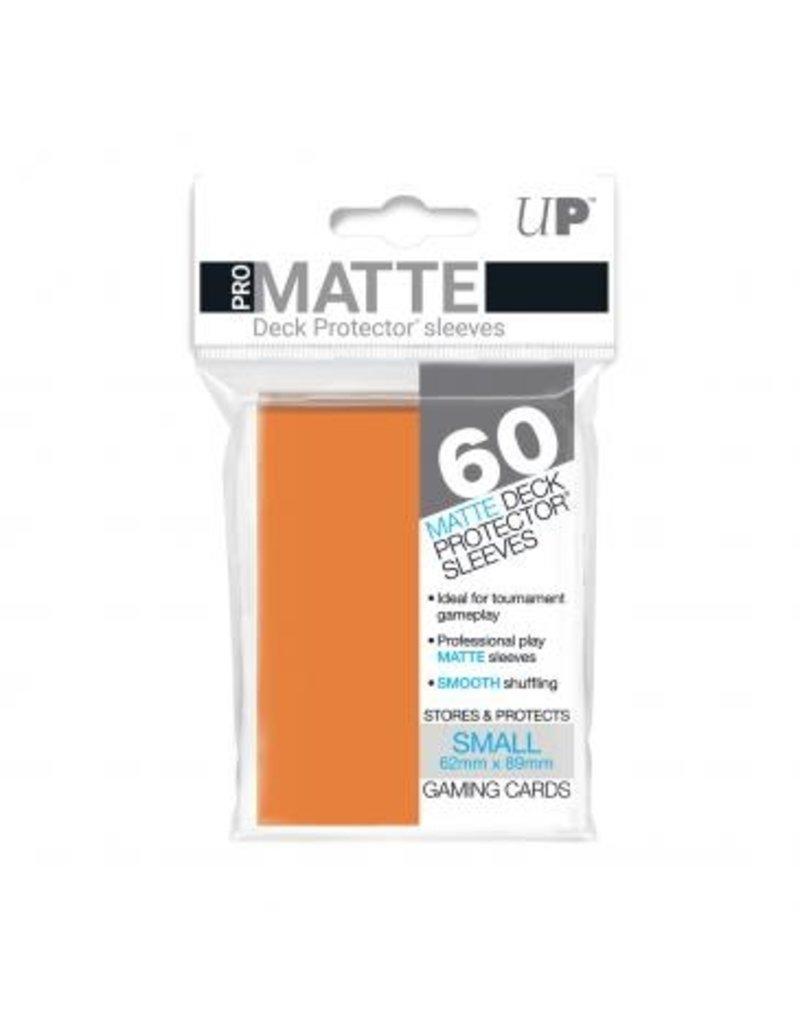 Ultra Pro Ultra Pro Small Matte Sleeves Orange