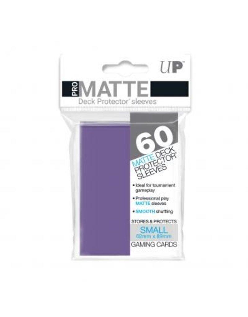 Ultra Pro Ultra Pro Small Matte Sleeves Purple