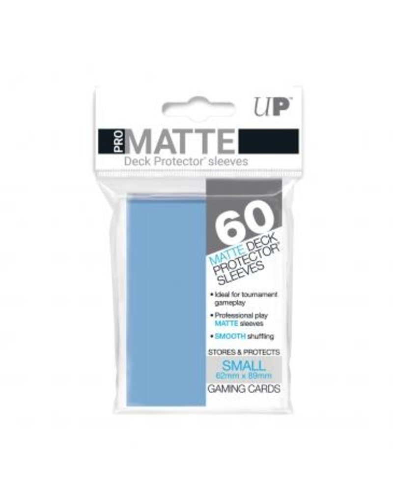 Ultra Pro Ultra Pro Small Matte Sleeves Light Blue
