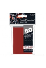Ultra Pro Ultra Pro Standard Sleeves Red