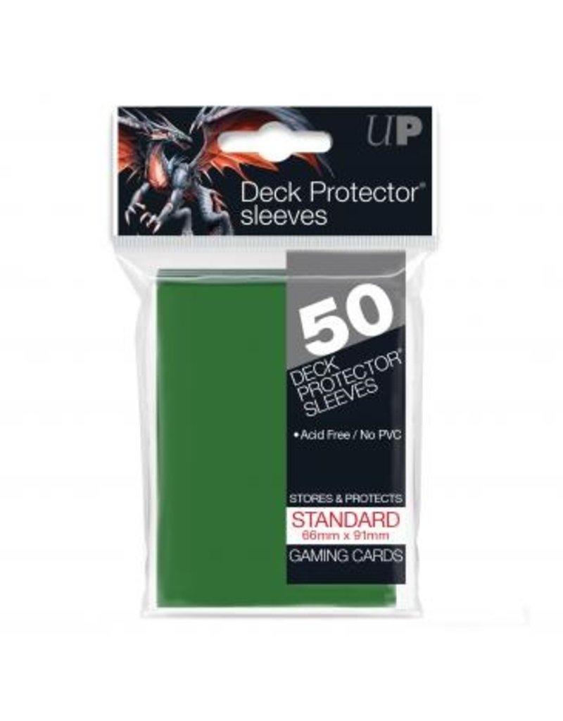 Ultra Pro Ultra Pro Standard Sleeves Green