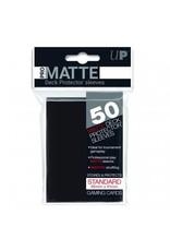 Ultra Pro Ultra Pro Standard Matte Sleeves Black
