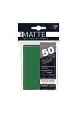 Ultra Pro Ultra Pro Standard Matte Sleeves Green