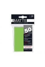Ultra Pro Ultra Pro Standard Matte Sleeves Lime Green