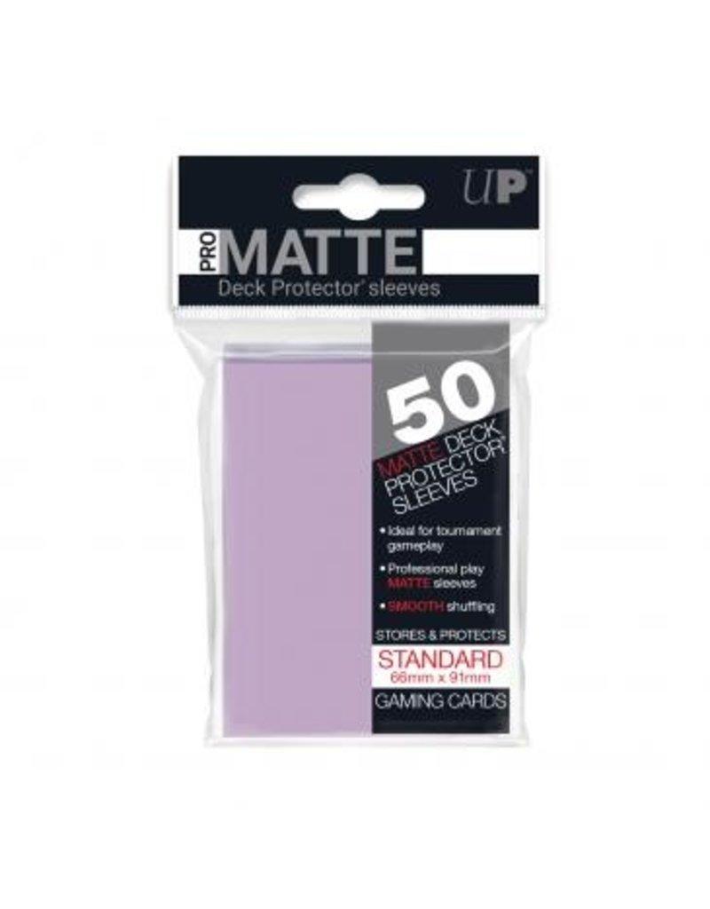 Ultra Pro Ultra Pro Standard Matte Sleeves Lilac