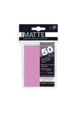Ultra Pro Ultra Pro Standard Matte Sleeves Pink