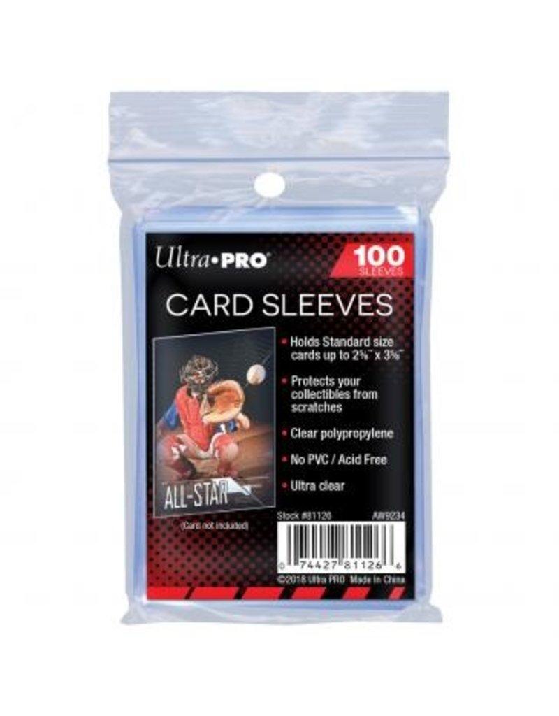 Ultra Pro Ultra Pro Standard Soft Sleeves (100)