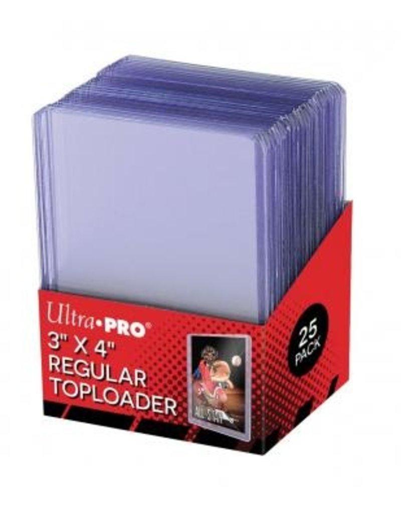 Ultra Pro Toploaders Clear Regular Ultra Pro