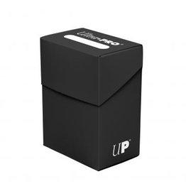 Ultra Pro Deck Box Solid Black Ultra Pro
