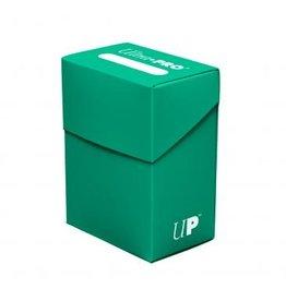 Ultra Pro Deck Box Solid Aqua Ultra Pro