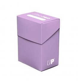 Ultra Pro Deck Box Solid Lilac Ultra Pro