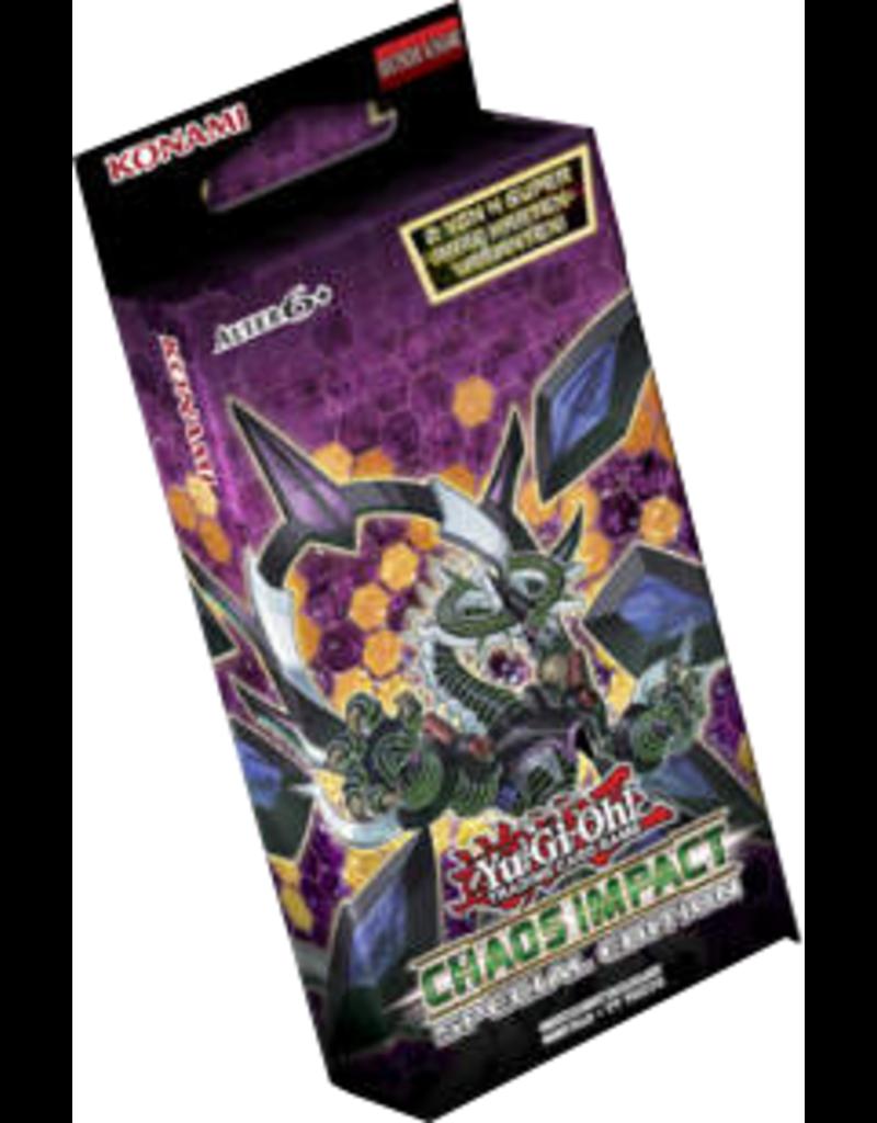 Yu-Gi-Oh!  Chaos Impact Special Edition Yu-Gi-Oh!