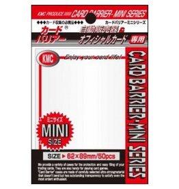KMC KMC Small Sleeves Pearl White